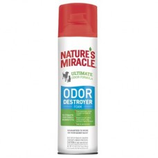 NM Dog Cat Odor Destroyer Foam 17.5oz Уничтожитель запахов для собак и кошек, аэрозоль-пена, 518мл