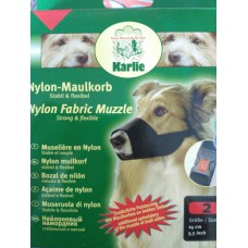 Karlie Намордник Nylon Fabric Muzzle